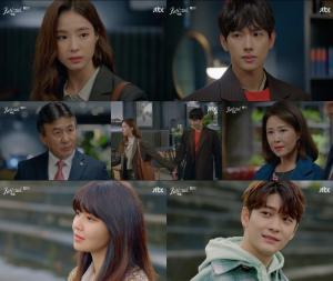 JTBC 수목드라마 '런 온' 신세경, 임시완 손잡고 박영규에게 정면으로 맞섰다!