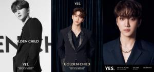 골든차일드 홍주찬, 미니 5집 'YES.' 개인 티저 공개