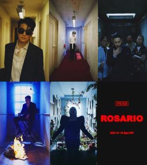 에픽하이, 정규 10집 上 타이틀곡 'ROSARIO (ft. 씨엘, 지코)' 뮤직비디오 티저 공개