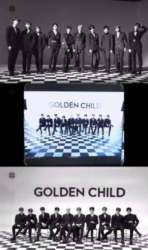 골든차일드, 신곡 'YES.' 재킷 메이킹 영상 공개
