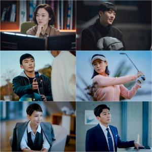 JTBC 수목드라마 '런 온'  안방극장 사로잡는 '호감캐' 多포진!