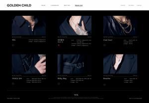 골든차일드, 다섯 번째 미니앨범 'YES.' 트랙리스트 공개