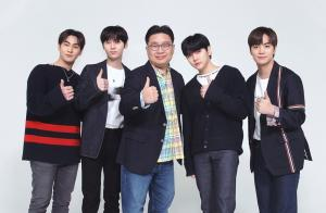 뉴이스트, '쉬운 우리말, 바른 한국어' 캠페인 참여