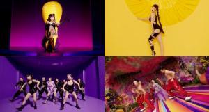 현아, 타이틀곡 'I'm Not Cool' 뮤직비디오 티저 공개