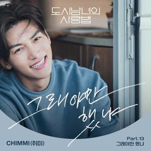 CHIMMI(취미), 드라마 '도시남녀의 사랑법' OST '그래야만 했냐' 공개