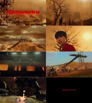 에이티즈(ATEEZ), 신곡 '불놀이야' 뮤직비디오 티저 공개