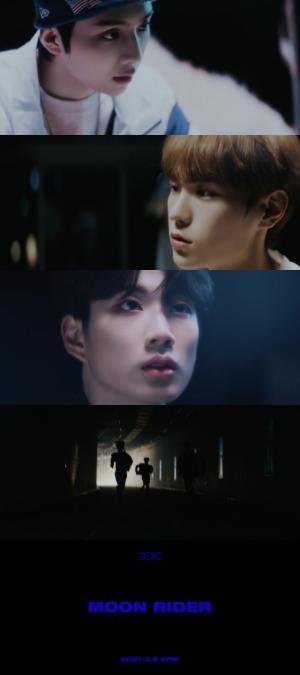 BDC, 새 앨범 타이틀곡 'MOON RIDER' 첫 번째 뮤직비디오 티저 공개
