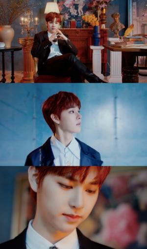 드리핀 김동윤, 미니 2집 'A BETTER TOMORROW' 개인 티저 공개